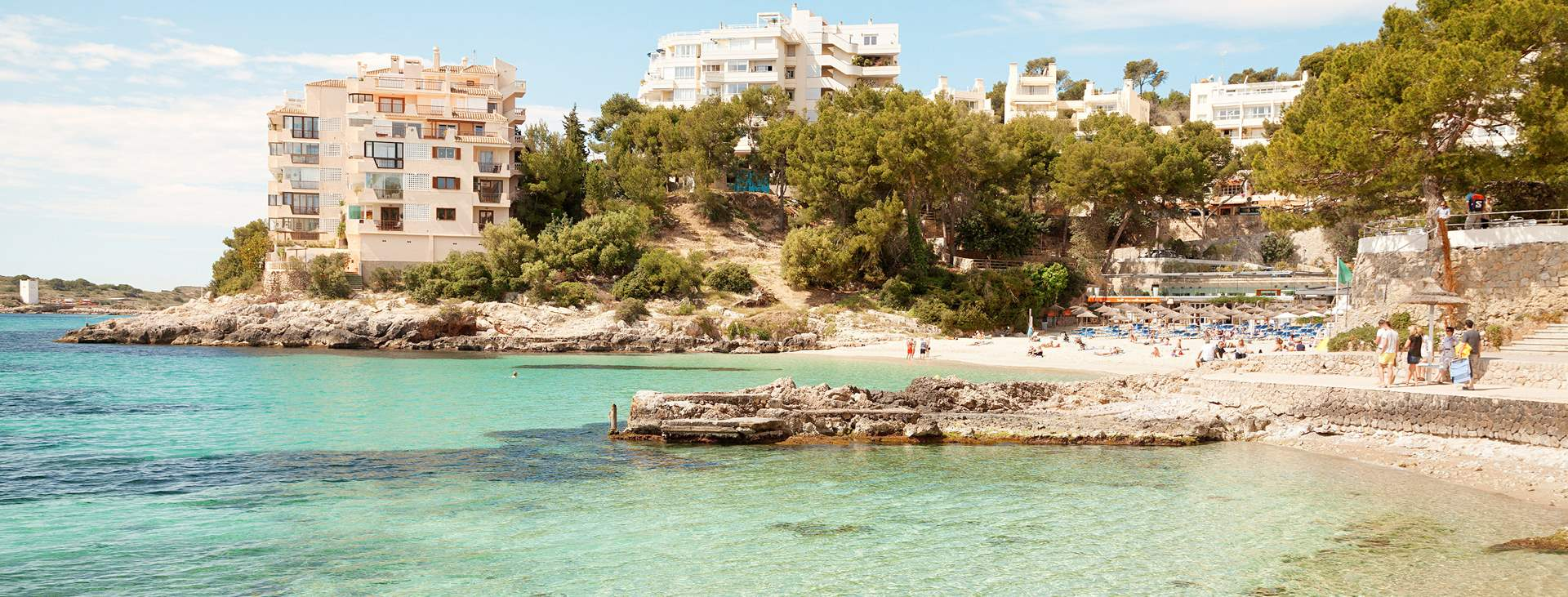 Boka din resa till Illetas på Mallorca med Ving
