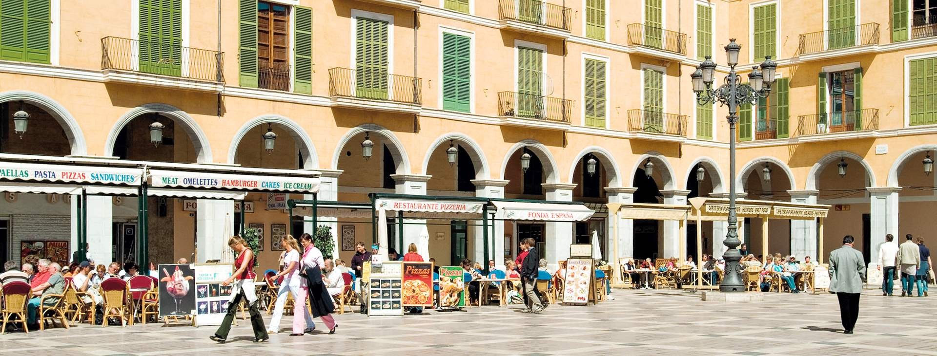 Boka din resa till Palma stad på Mallorca med Ving