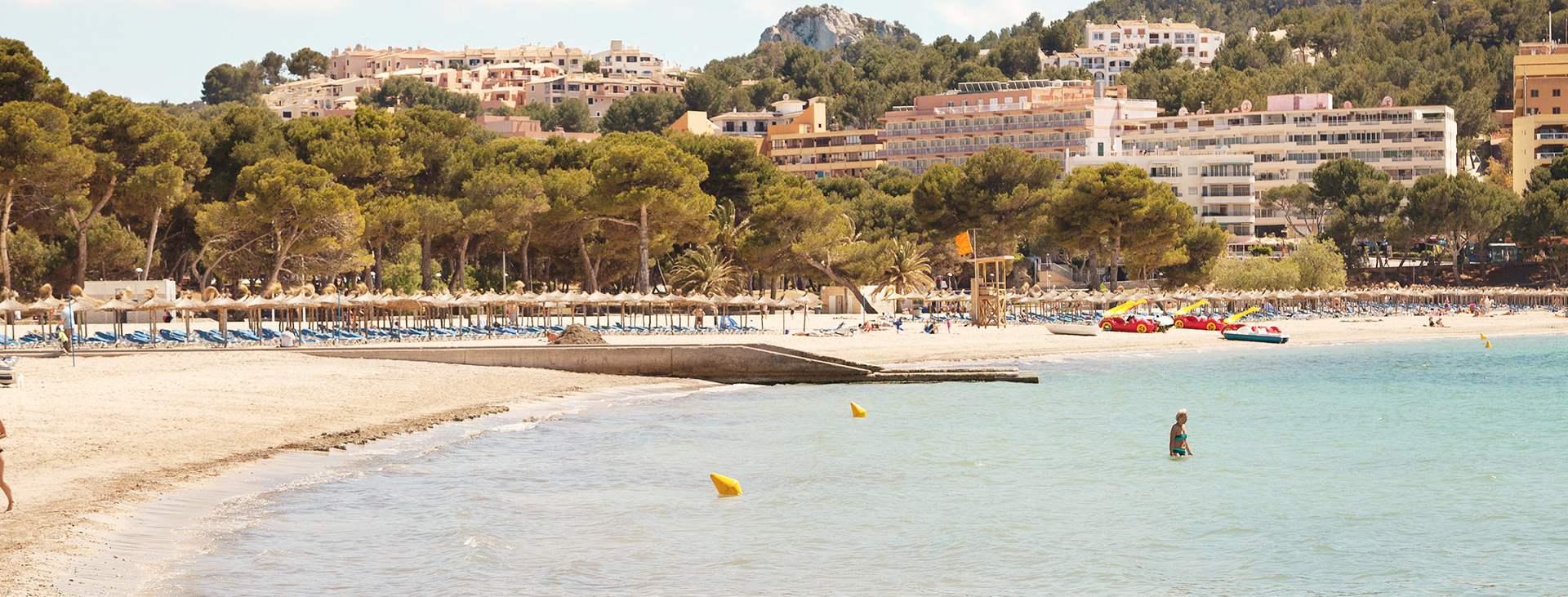 Boka en resa med All Inclusive till Santa Ponsa på Mallorca
