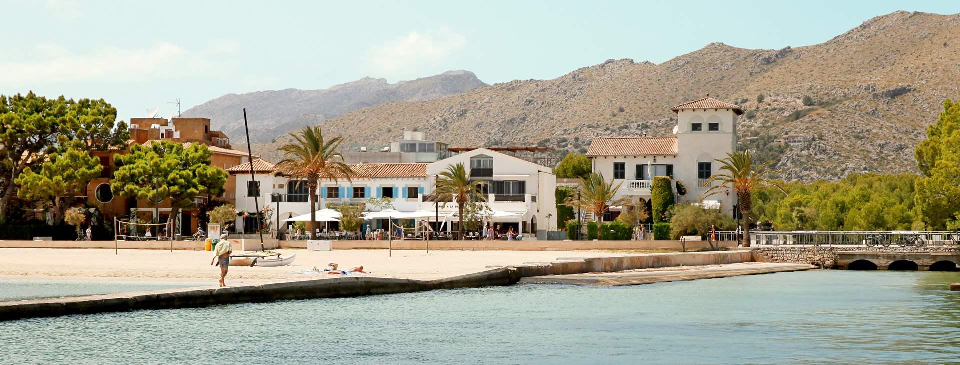 Boka din resa till Puerto Pollensa på Mallorca med Ving