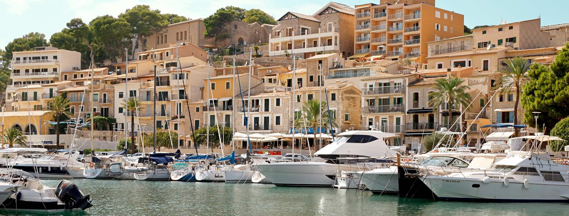 Boka din resa till Puerto de Sóller på Mallorca med Ving
