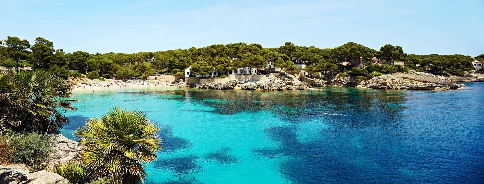 Boka en resa med All Inclusive till Cala Ratjada på Mallorca