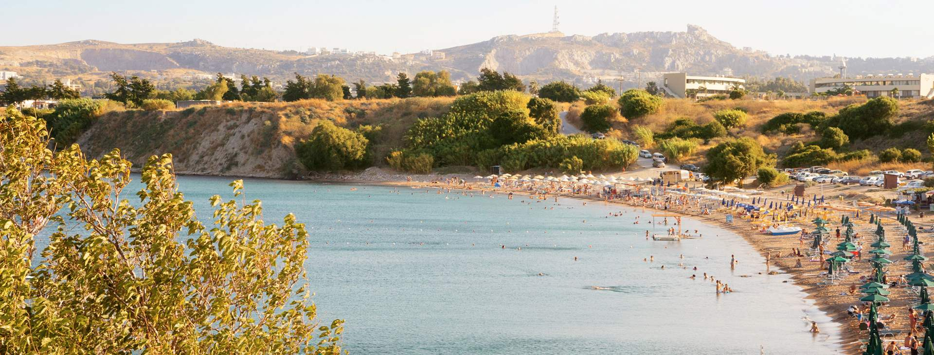 Boka en resa med All Inclusive till Kallithea på Rhodos