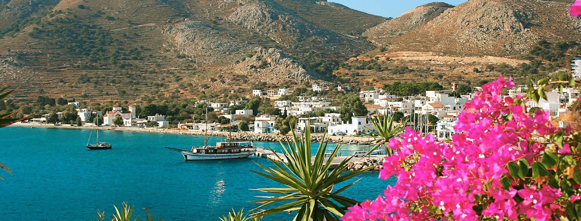Boka din resa till Tilos i Grekland med Ving