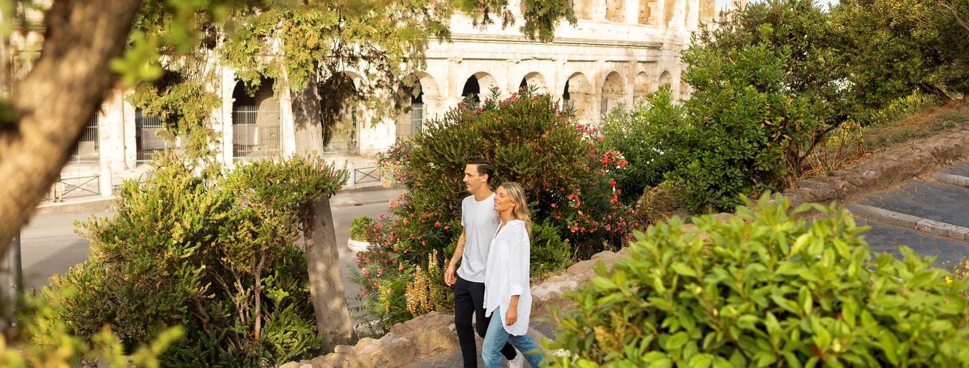 Boka din resa till Rom i Italien med Ving