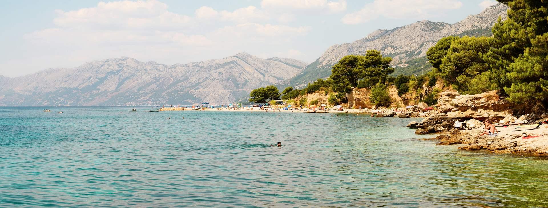 Boka din resa till Baska Voda på Makarska Rivieran med Ving