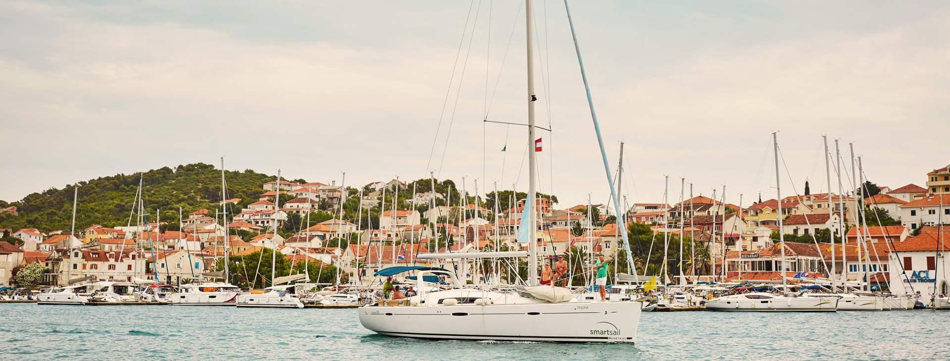 Boka din resa till Trogir i Kroatien med Ving