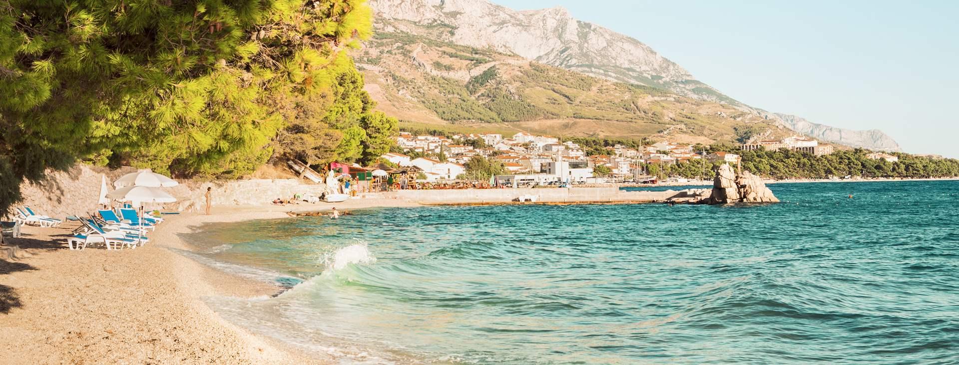 Boka din resa till Brela på Makarska Rivieran med Ving