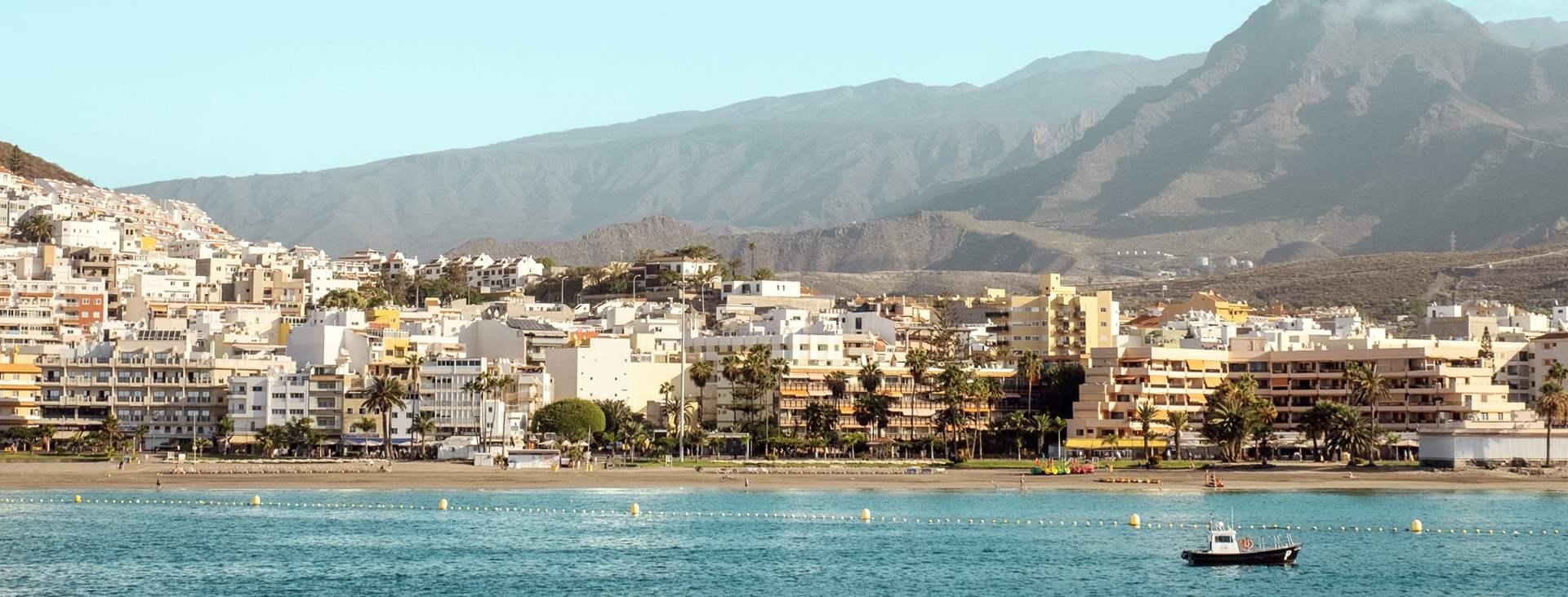 Boka din resa till Los Cristianos på Teneriffa med Ving