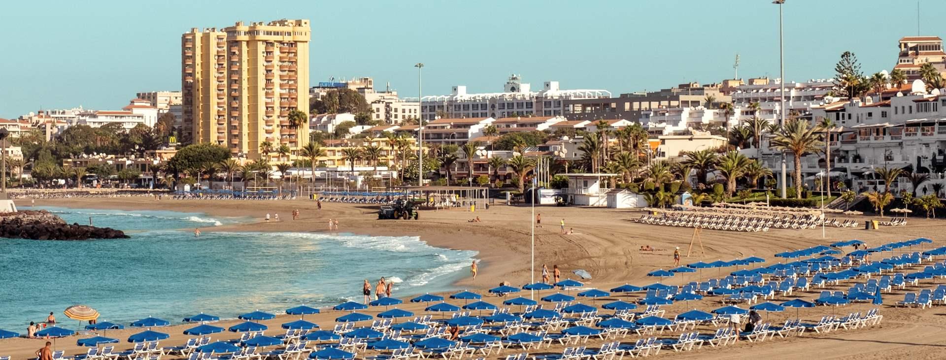 Boka din resa till Playa de las Americas på Teneriffa med Ving