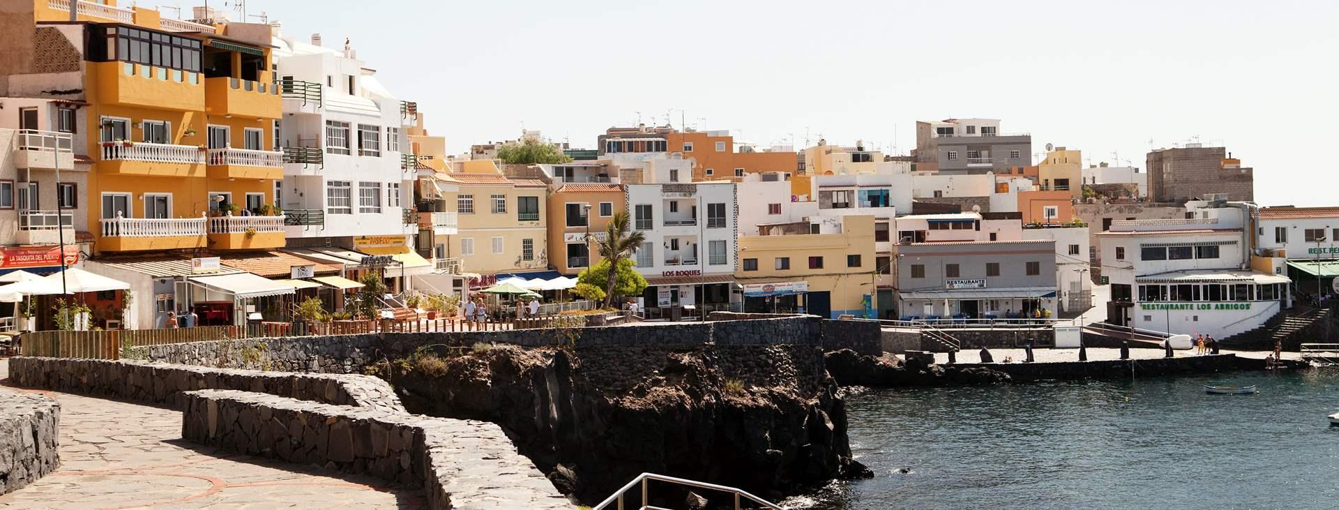 Boka din resa till San Miguel de Abona på Teneriffa med Ving