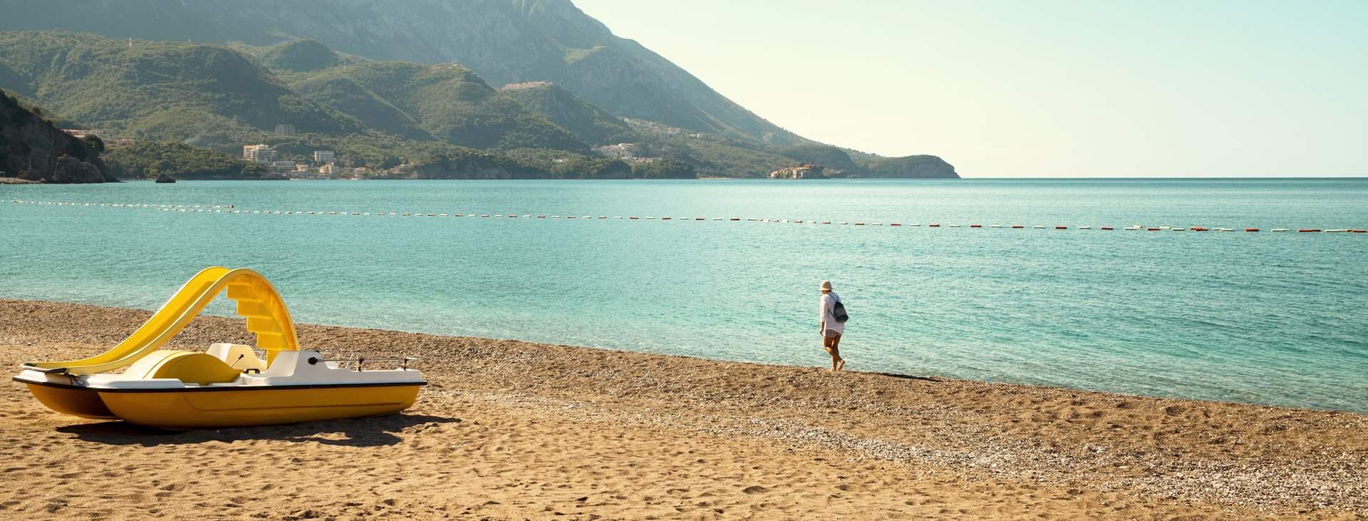 Boka en resa med All Inclusive till Becici i Montenegro
