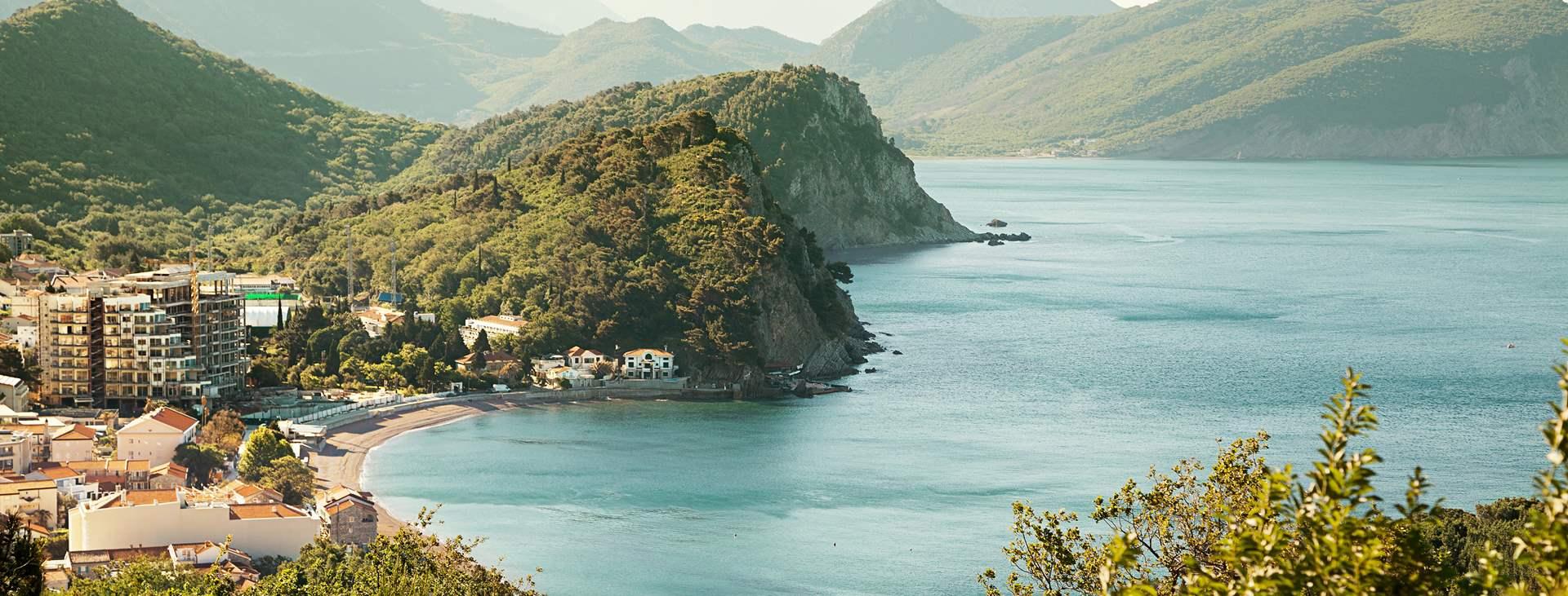 Resor med Ving till Petrovac i Montenegro