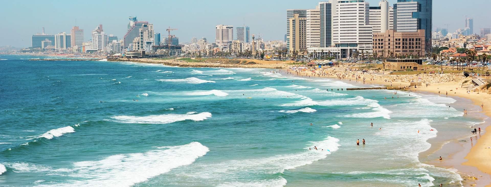 Boka en resa till Tel Aviv i Israel med Ving