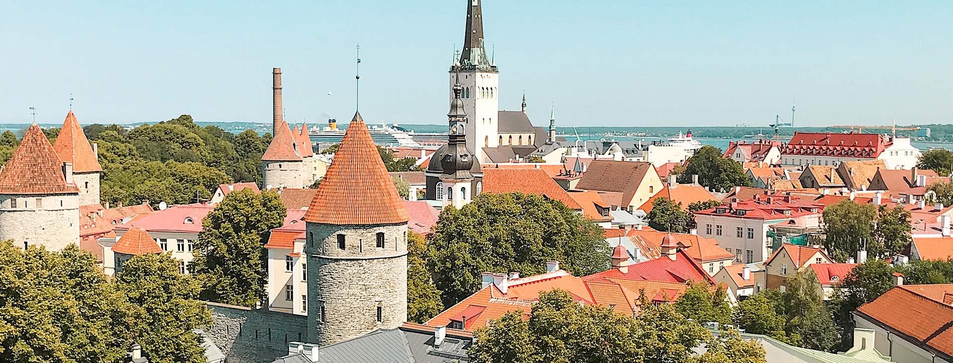 Boka en resa till Tallinn med Ving