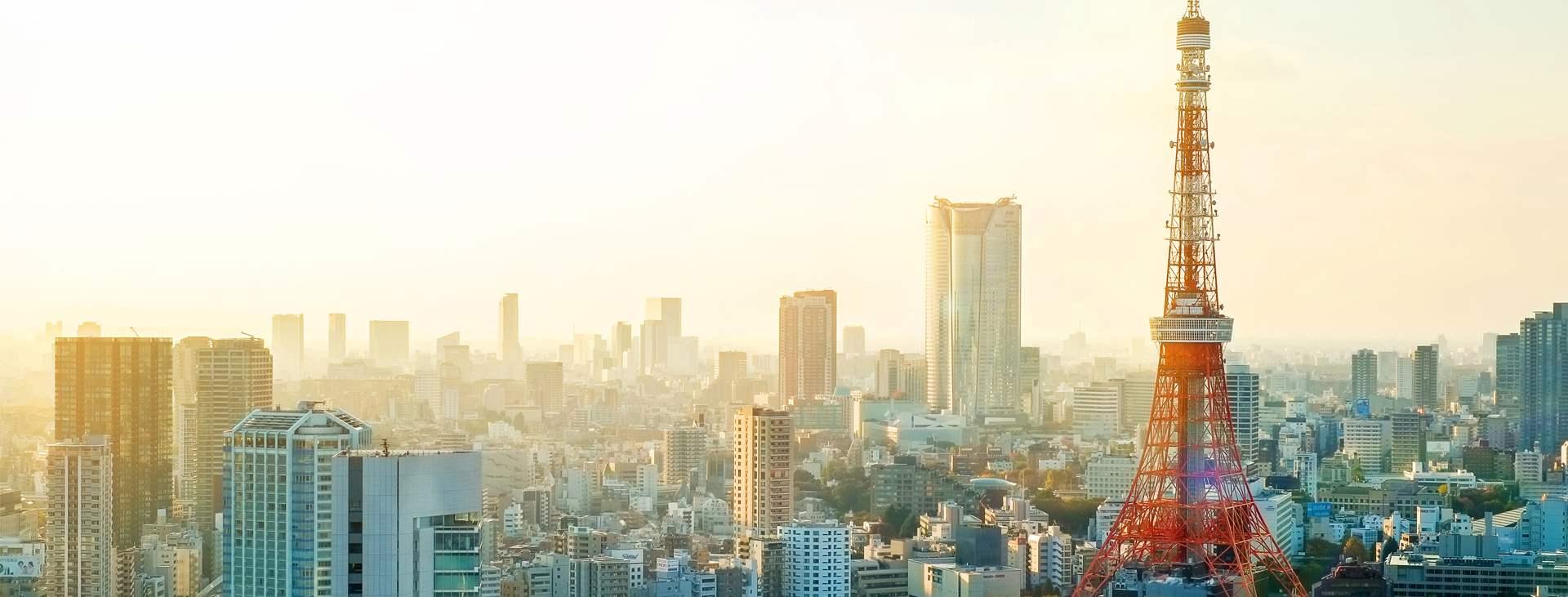Boka en resa till läckra Tokyo i Japan med Ving