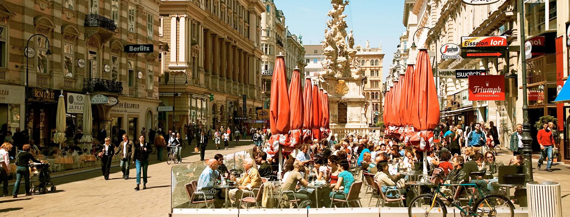 Boka en resa till Wien med Ving