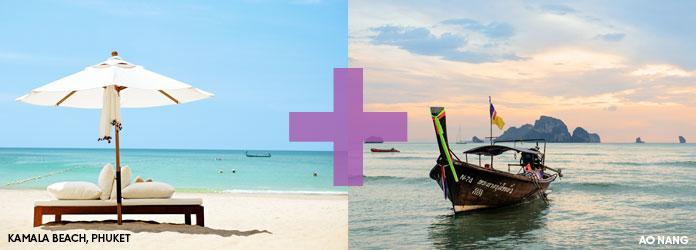 Kombinera det bästa i Thailand