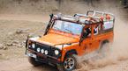 Jeepsafari - kan bokas hemifrån
