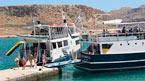 Boat trip daily - kan bokas hemifrån