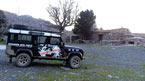 Jeepsafari på White Mountain - kan bokas hemifrån