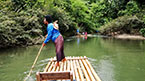 Khao Sok - mitt i regnskogen