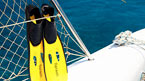 Snorkelutflykt med båten Pirates