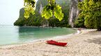 Hong Island -båttur och vita sandstränder, kan bokas hemifrån