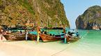Phi Phi Highlights & Sunset Cruise - kan bokas hemifrån