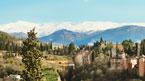 Sierra Nevada/Alpujarra - kan bokas hemifrån
