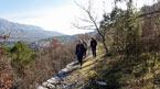 Lätt vandring till Blaca-eremitaget