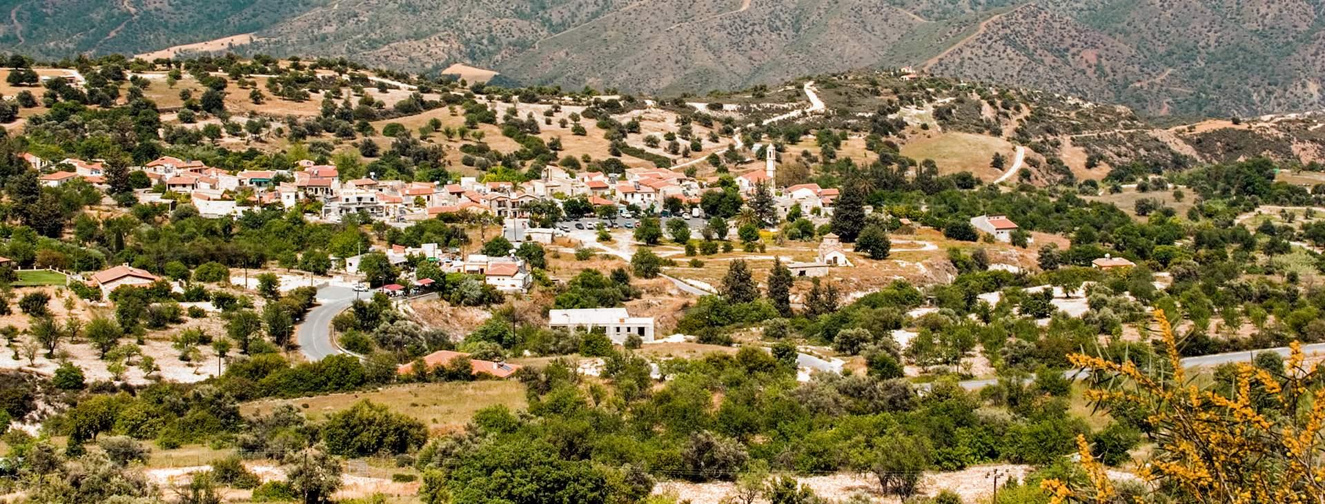 Cyperns pärlor - det bästa Trodosbergen
