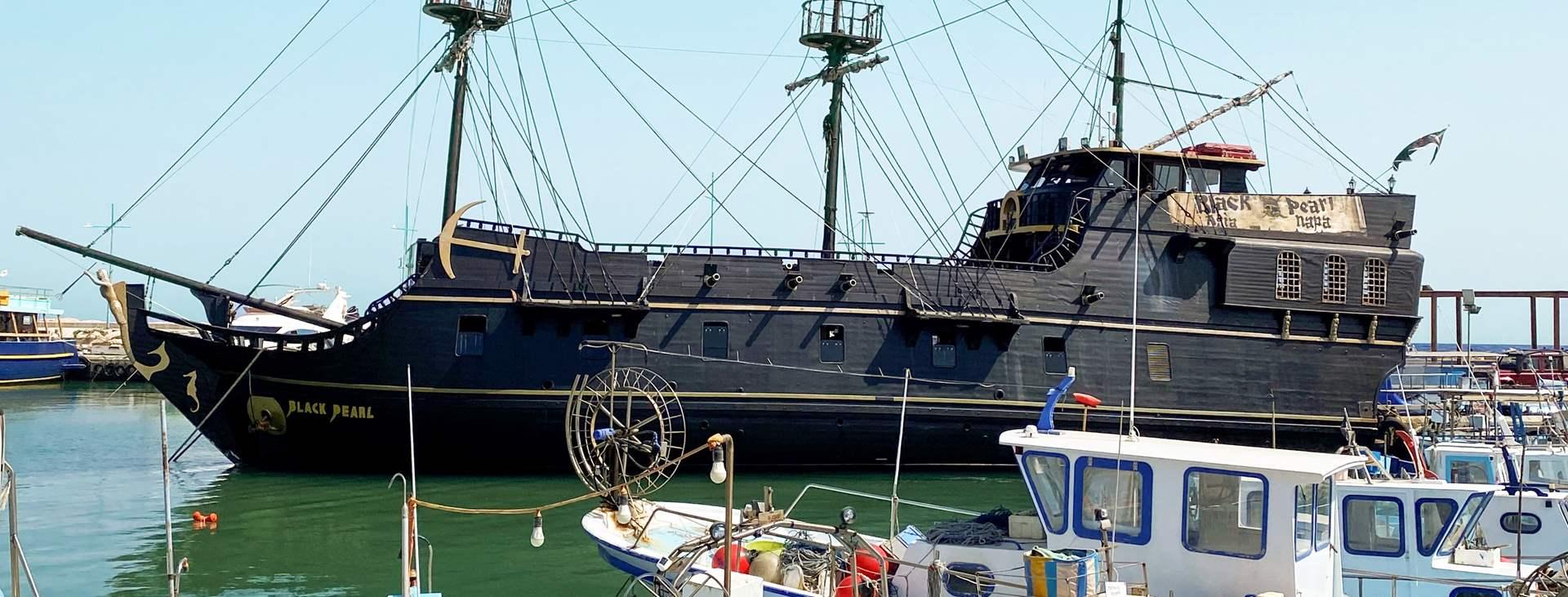 Black Pearls pirater